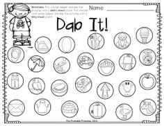 Long vowels, Cut and paste and Vowel sounds on Pinterest