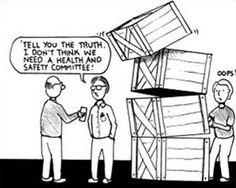 Workplace Safety cartoons, Workplace Safety cartoon, funny