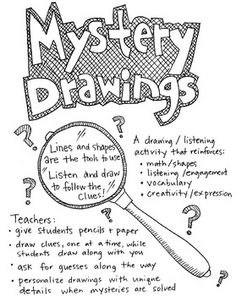 Art drawings, Drawings and Worksheets on Pinterest