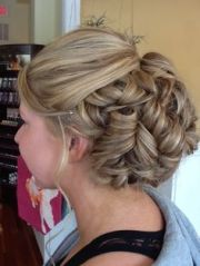 hairstyles and nail design