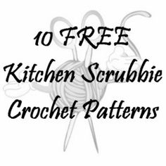 1000+ images about Dishcloths & Scrubbies on Pinterest