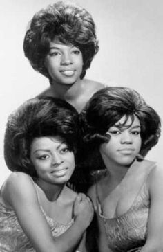 The Supremes Glam Style Poise And Music = Entertainment Most