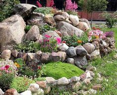 Rock Garden Design Tips 15 Rocks Garden Landscape Ideas Gardens