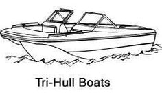 1974_lucraft_tri-hull_fiberglass_bass_boat_start_fishing