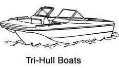 1000+ images about Jim Bailey's 18' Tahiti Tri Hull Boat