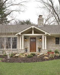 1000 ideas front entry landscaping