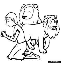 David and Goliath (Find Words Puzzle)- Kids Korner