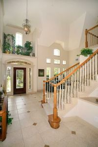 Above Door Decor on Pinterest | Two Story Foyer, Plant ...