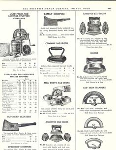 1927 Ad Coleman Gasoline Heated Sad Irons Dover Gas Mrs