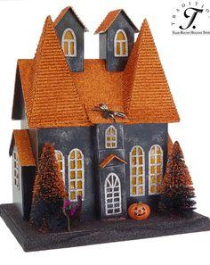 Halloween Putz