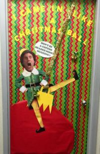 1000+ images about Door Decorations on Pinterest | Star ...