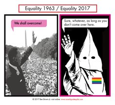 Equality in 1963 and