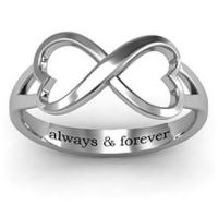 1000+ ideas about Infinity Promise Rings on Pinterest ...