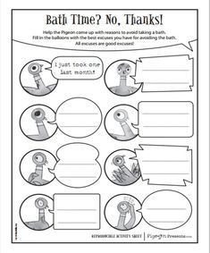 Mo Willems Author Study Interactive Notebook/ Flipbook