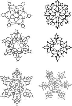 1000+ images about Free Tatting Patterns on Pinterest