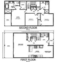1000+ images about Floor-plans to consider on Pinterest