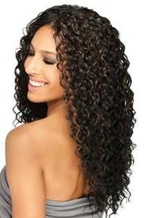Shake N Go FreeTress Equal Weave Prime Curl 20 Hairstyles And