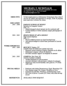 1000 Images About Resume On Pinterest Resume Templates