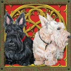 Free Scottish Terrier Clip Art Google Search A