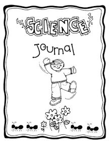 This freebie includes student journal covers for reading