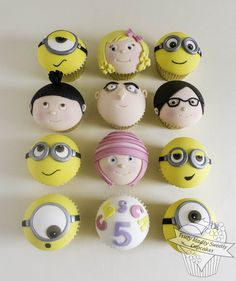 1000 Images About Minions On Pinterest Minion Cakes