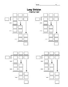Division and Arrays & Division and Repeated Subtraction
