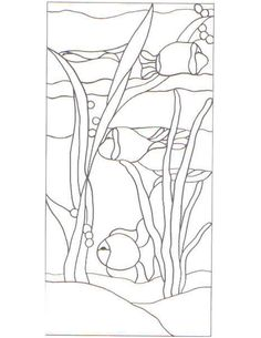 1000+ images about Stained Glass Patterns & Tutorials on
