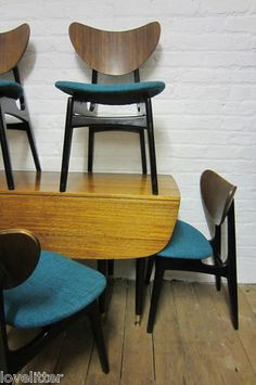 retro dining table chairs uk rv and for sale 1000+ images about g plan on pinterest | chairs, teak coffee