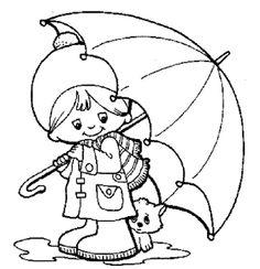 Rain jackets, Umbrellas and Rain on Pinterest