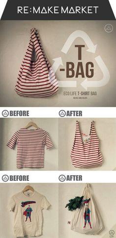 tee-bag : make a bag
