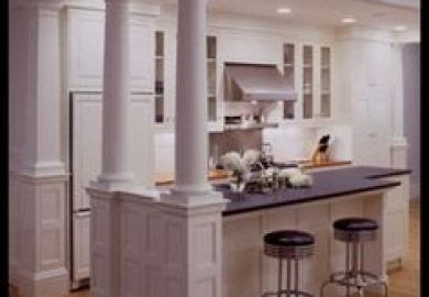 Kitchen Island With Load Bearing Wall
