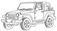 1000+ images about Coloring Cars & Trucks on Pinterest