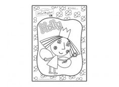 1000+ images about Ben & Holly's Little Kingdom Party on