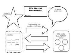 1000+ images about Art Worksheets/handouts on Pinterest