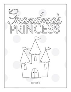 Happy Grandparents Day Owl Coloring Sheet #GrandparentsDay