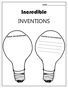 1000 images about Invention on Pinterest Inventors