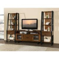 Rustic Entertainment Centers on Pinterest | Entertainment ...