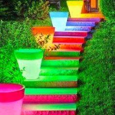 Dark Garden Ideas These Great Glow In The Dark Rocks ! Gothic