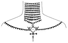 Fractal simulation for Ethiopian processional crosses