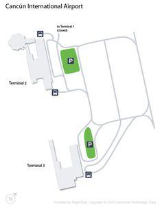 (PDX) Portland International Airport Terminal Map