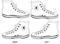 Cool Soccer Shoe #Coloring_Page You Can Print Out This #