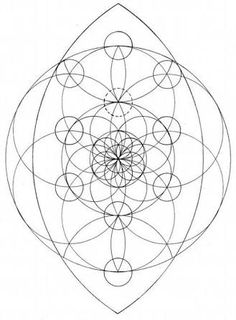 sacred geometry is fascinating, I must remember it more