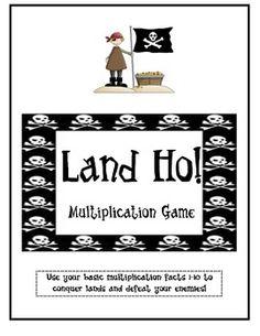 free multiplication chart printable for kids