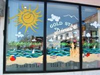 Window Painting ideas on Pinterest
