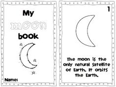 Informational writing, The moon and Facts on Pinterest