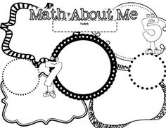 1000+ images about Back to school math activities on