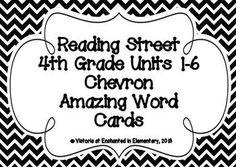 The Stormi Giovanni Club Vocabulary Activities- 5th Grade