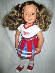 """battat doll generation 18"""""""