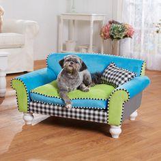 enchanted home mackenzie pet sofa klaussner sectional sleeper giraffe print, dog beds and bunk bed on pinterest