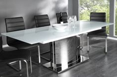 1000 images about Moderne Esstische  Highgloss on